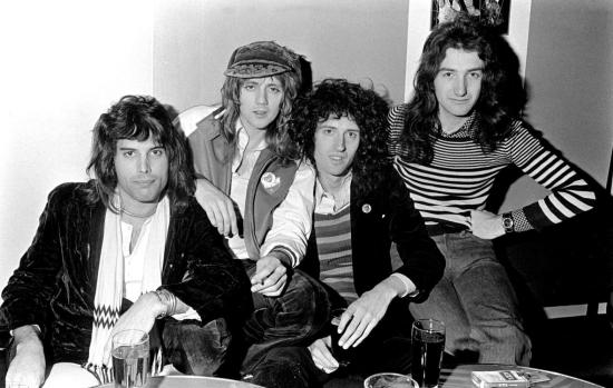 Queen in Netherlands, 1974