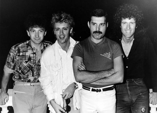 Queen in Rio, 1985