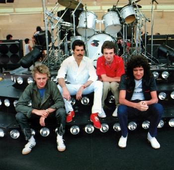 Queen w Ameryce Południowej, 1981