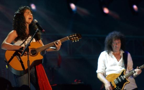 Queen + Katie Melua