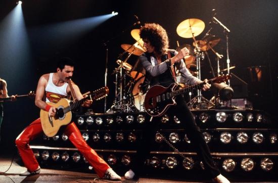 Queen Live in 1980