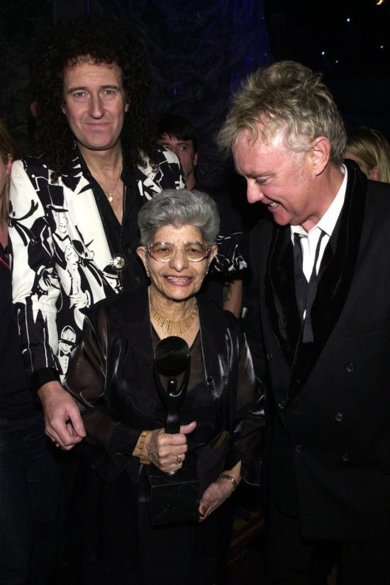 Queen with Jer Bulsara