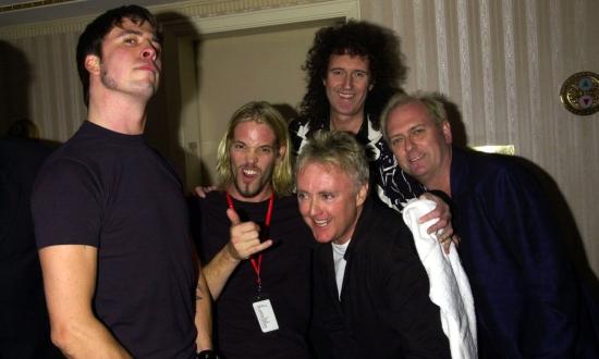 Queen (with Spike Edney) + Foo Fighters