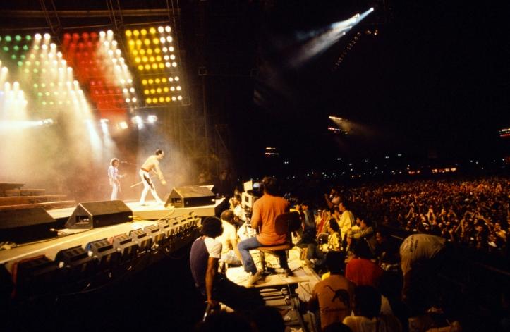 Koncert w Rio, 1985