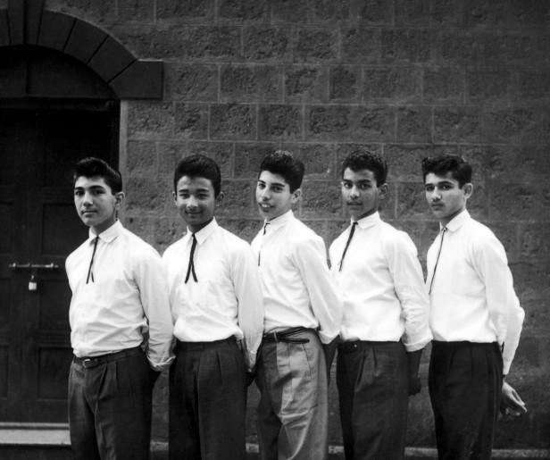 The Hectics (1958-62)