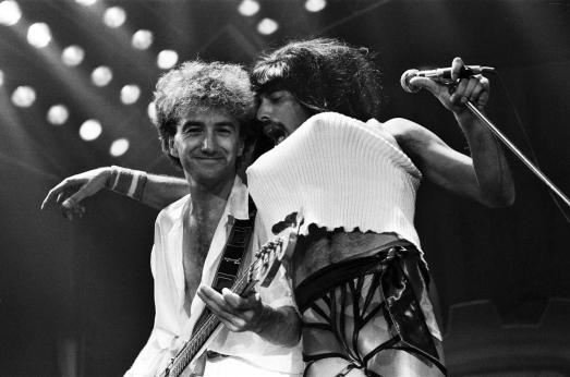 Koncert w dniu urodzin Freddiego, 1984