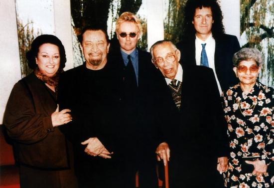 Montreux, 1996