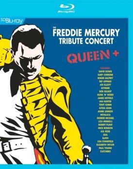 The Freddie Mercury Tribute Concert Blu-ray