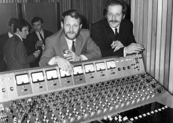 Norman & Barry Sheffieldowie, twórcy Tridnet Studios