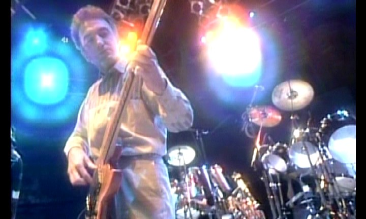John Deacon, Prince's Trust Rock Gala, Royal Albert Hall, 6.06.1988 r.