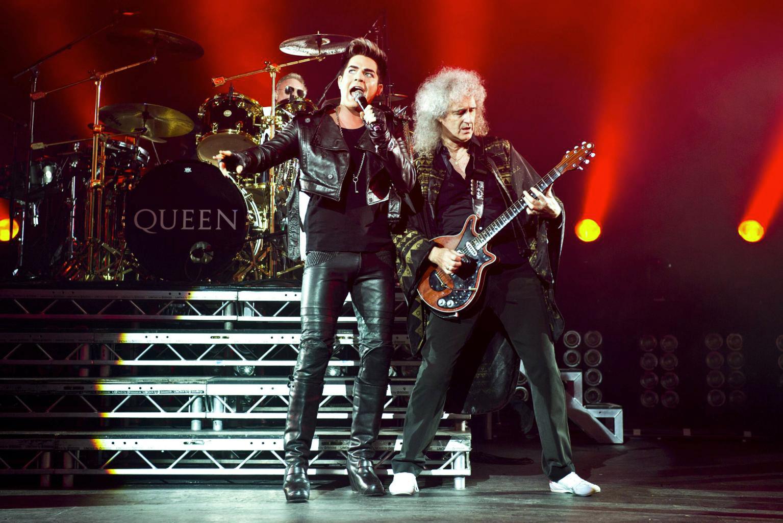 Podczas pierwszego koncertu w Londynie