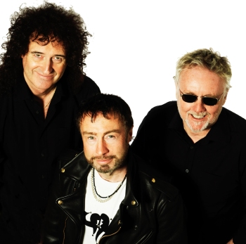 Queen + Paul Rodgers 2008