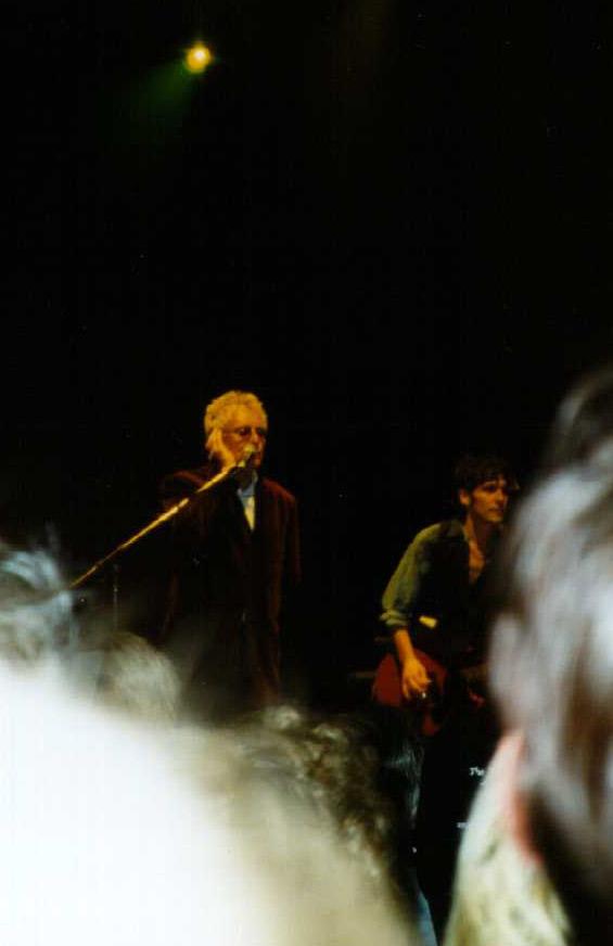 Koncert Iana Huntera, Shepherds Bush Empire, 14 maja 1997 r.; fot.: queenconcerts.com