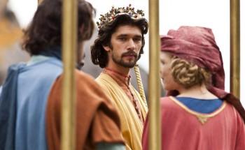 Ben Whishaw jako Ryszard II