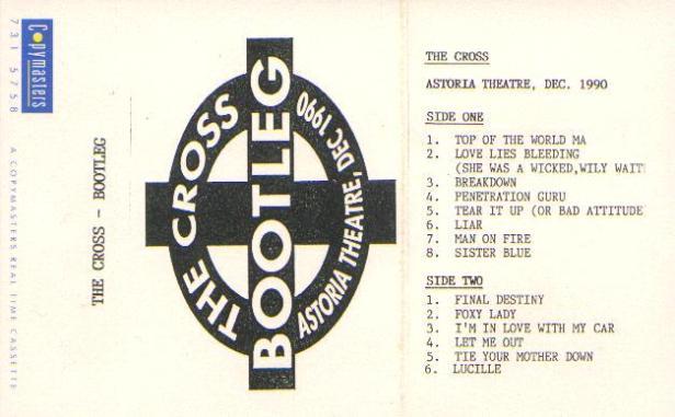 Okładka The Official Bootleg