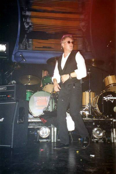 Londyn, 3 kwietnia 1999 r.; fot.: queenconcerts.com