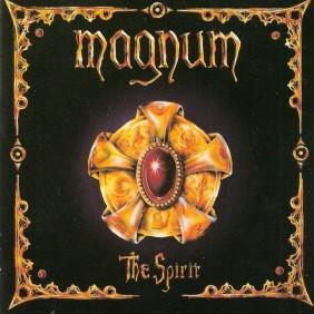 Okładka albumu The Spirit grupy Magnum; fot.: coveralia.com