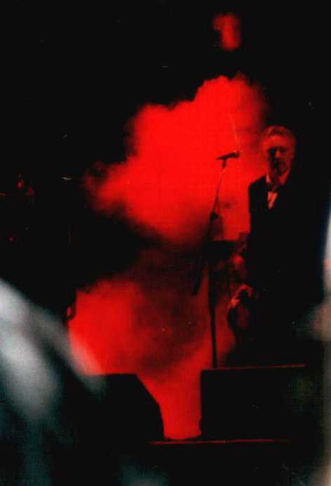 Fort Brockhurst, Gosport, 11.08.2001 r.; fot.: queenconcerts.com
