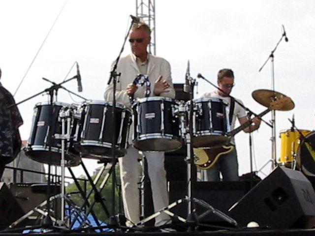 Koncert F1 w Budapeszcie, 16.08.2002 r.; fot.: queenconcerts.com