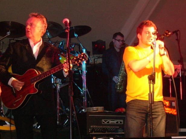 Felix & Arty, 8 grudnia 2006 r.; fot.: queenconcerts.com