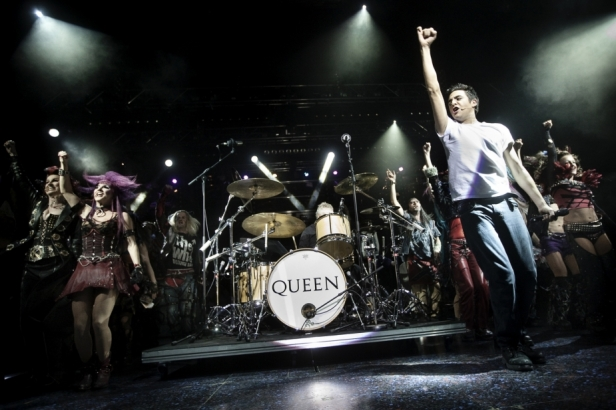 We Will Rock You Denmark!, Dania 23.02.2011 r.; fot.: queenconcerts.com