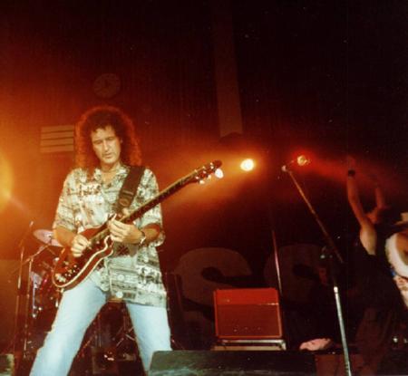 Urodziny Freddiego, 4 września 1999 r.; fot.: queenconcerts.com