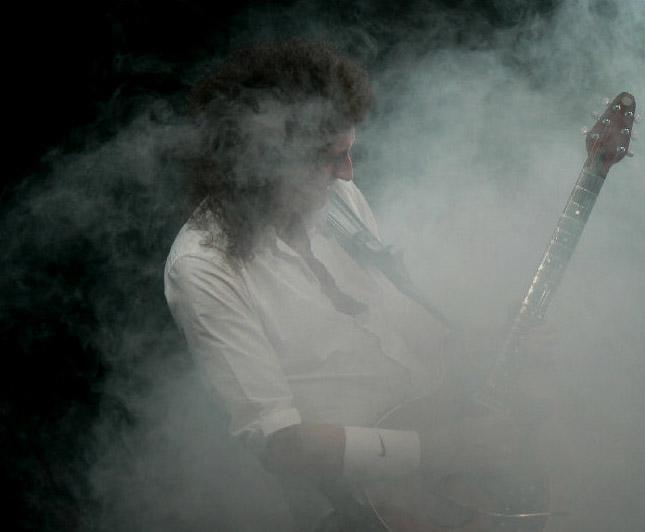 We Will Rock You, Dominion Theatre, 7 października 2006 r.; fot.: queenconcerts.com
