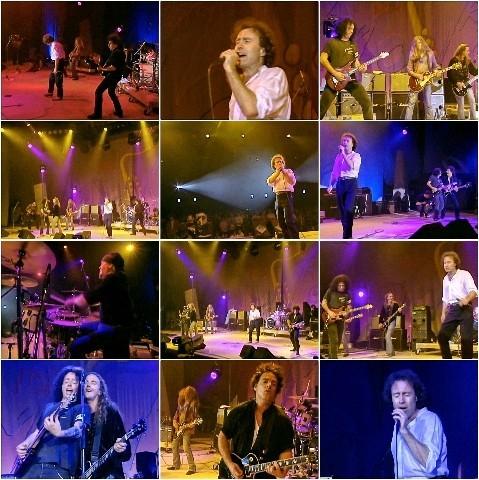 Paul Rodgers i Przyjaciele, Live at Montreux 1994