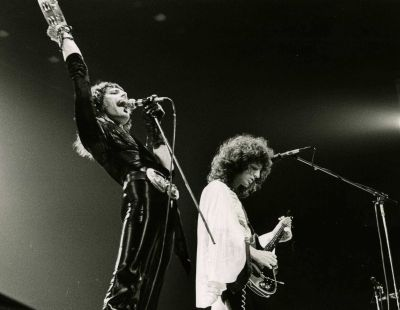 Cleveland, 8 lutego 1975 r.; fot.: Janet Macoska, źródło: queenlive.ca