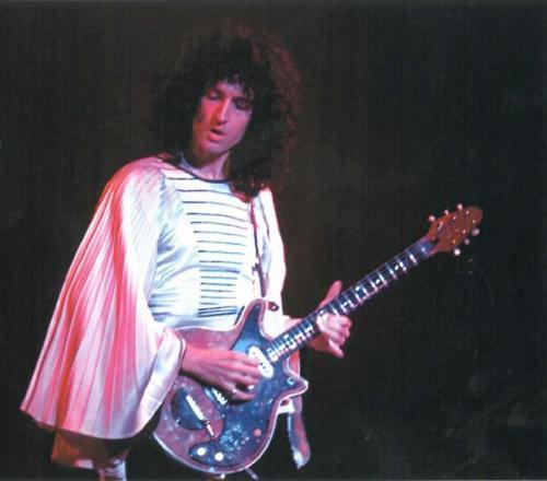 Detroit, 10 lutego 1975 r.; fot.: queenlive.ca