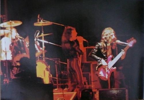 Tokio, 1 maja 1975 r.; fotografia z broszury upamiętniającej trasę, fot.: Koh Hasebe, źródło: queenlive.ca
