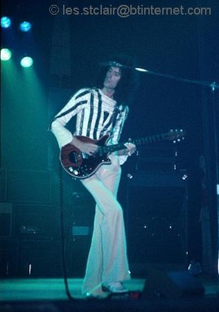 Liverpool, 14 listopada 1975, fot.: Les St. Clair