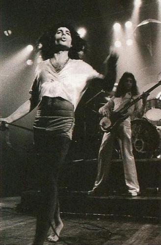 Bristol, 17 listopada 1975, fot.: queenlive.ca