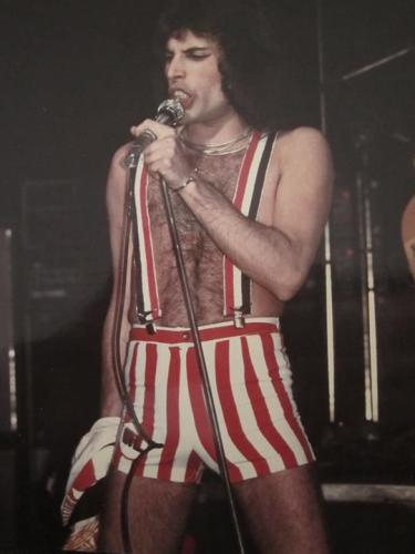 Beacon Theatre, luty 1976 r.; fot.: queenlive.ca