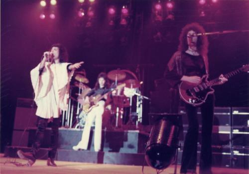 Nagoja, 23 marca 1976 r.; fot.: queenlive.ca