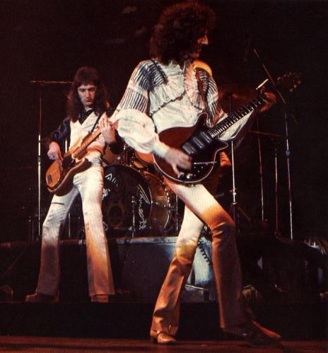 Santa Monica, marzec 1976 r.; fot.: queenlive.ca