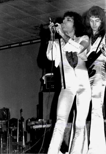 Melbourne, 19 kwietnia 1976 r.; fot.: Buffy Waugh, źródło: queenlive.ca