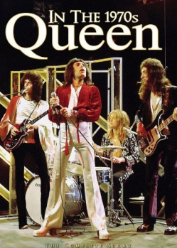 Queen in the 1970's DVD