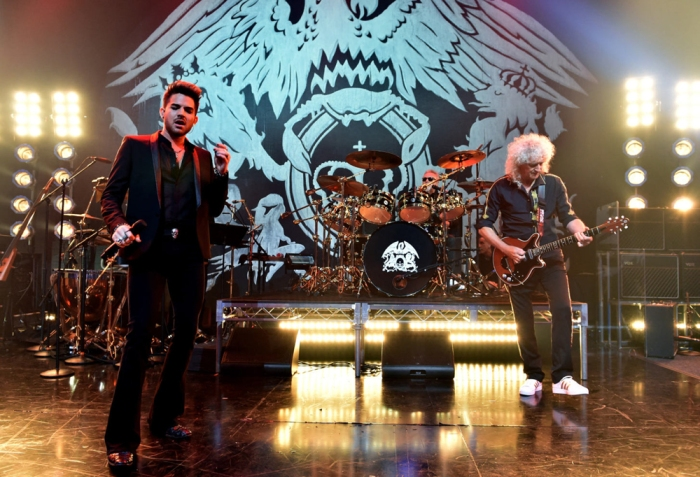 Queen + Adam Lambert w Los Angeles, fot.: Getty Images