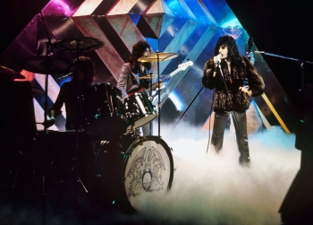 Killer Queen w Top of the Pops, grudzień 1974 r.