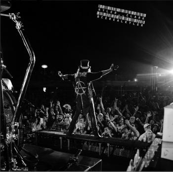 Alice Cooper, Rock Legends Cruise; fot.: Kyler Clark