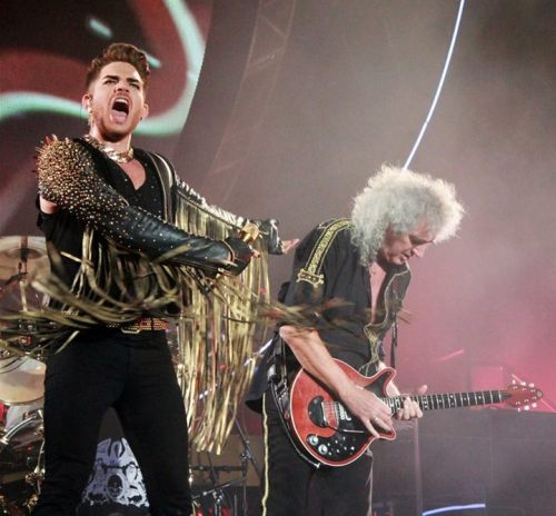 Atlantic City, 26.07.2014 r.; fot.: queenconcerts.com