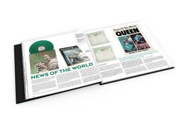 Część zestawu będzie stanowić 108-stronicowa książka w twardej oprawie; fot.: studiocollection.queenonline.com