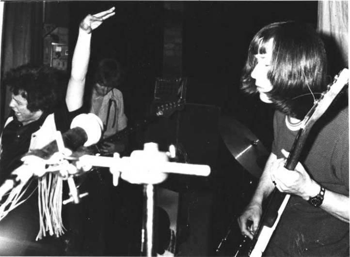 Doug Bogie (z prawej) w 1969 r.; fot.: vintagehofner.co.uk