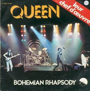 Okładka francuskiego singla, 1978 r.