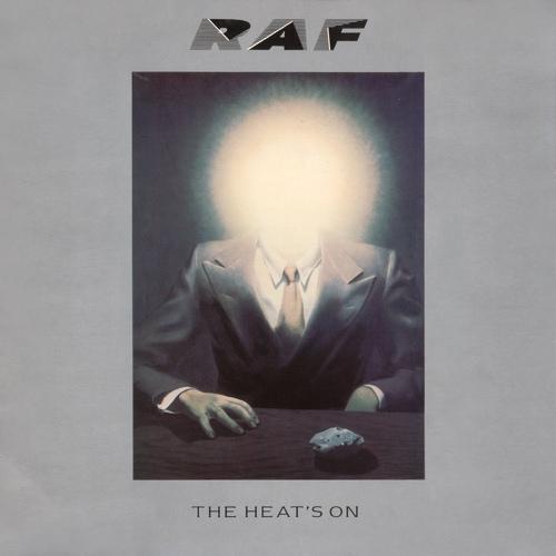 Drugi album R.A.F. - The Heat's On, wykorzystujący na okładce obraz René Magritte'a