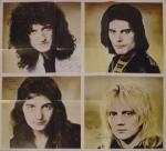 Plakat; fotografie wykorzystane we wkładce do albumu;