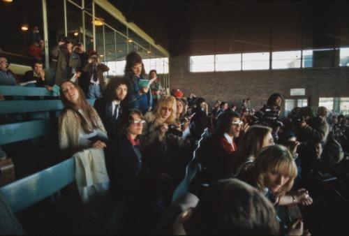 Dzień promocyjny A Day at the Races, Kempton Park, 23.09.1976 r.; fot. Michael Ochs