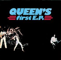 okładka Queen's First E.P.; fot.: queenpedia.com